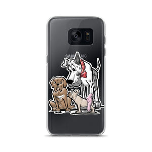 Judge Collection Samsung Case - The Bloodhound Shop