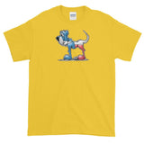 Texas Hound Short sleeve t-shirt