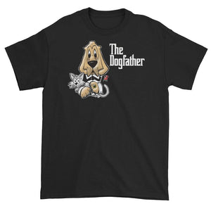 The Dogfather Short sleeve t-shirt - The Bloodhound Shop
