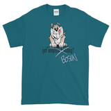 Tim's Got Bosun? Short sleeve t-shirt
