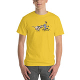 Football Hound Vikings Short-Sleeve T-Shirt - The Bloodhound Shop
