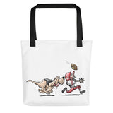Football Hound Chiefs Tote bag - The Bloodhound Shop