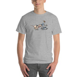 Football Hound Giants Short-Sleeve T-Shirt - The Bloodhound Shop