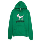 Got Bloodhound Light Color Hoodie
