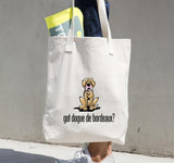 More Dogs Dogue de Bordeaux Tote bag - The Bloodhound Shop