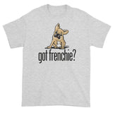 More Dogs French Bulldog #2 Short sleeve t-shirt - The Bloodhound Shop
