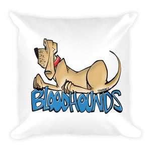 Bloodhounds Pillow - The Bloodhound Shop