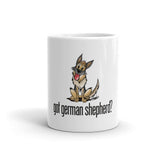 More Dogs Got German Shepherd? Mug - The Bloodhound Shop