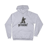 More Dogs French Bulldog #2 Hoodie
