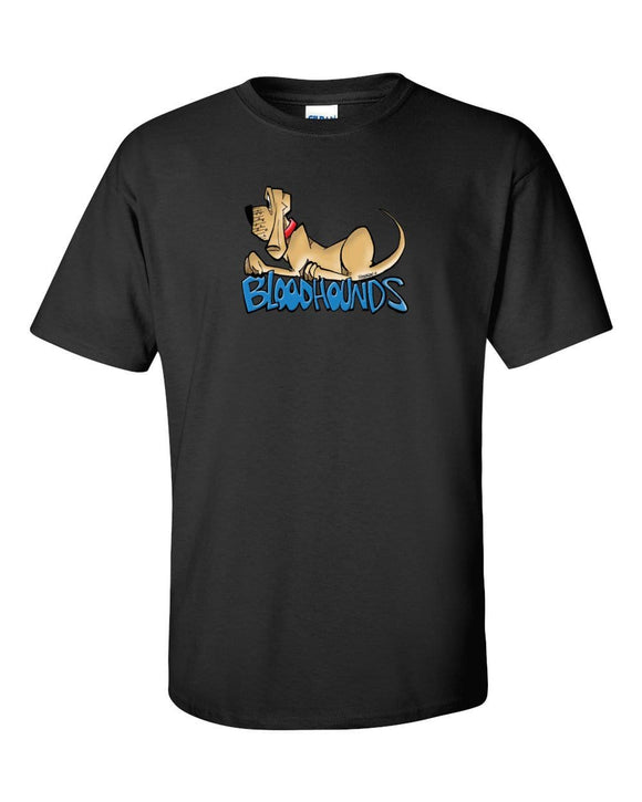 Bloodhounds Short sleeve t-shirt - The Bloodhound Shop