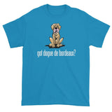 More Dogs Dogue de Bordeaux Short sleeve t-shirt