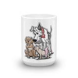 Judge Collection Mug - The Bloodhound Shop