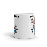 Tim's How to Walk Bosun Mug - The Bloodhound Shop