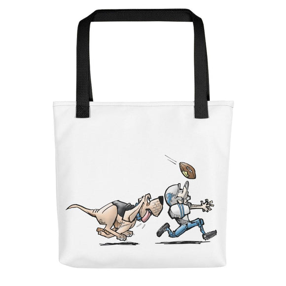 Football Hound Lions Tote bag - The Bloodhound Shop