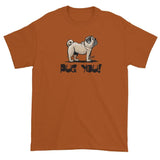 Pug- FBC Pug You! short sleeve t-shirt - The Bloodhound Shop