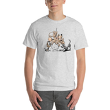 Tim's Wrecking Ball Crew 5 No Names Short-Sleeve T-Shirt - The Bloodhound Shop