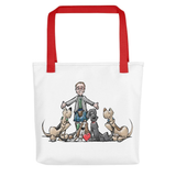 Tim's Hound Love Tote bag - The Bloodhound Shop