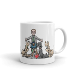 Tim's Hound Love Mug - The Bloodhound Shop