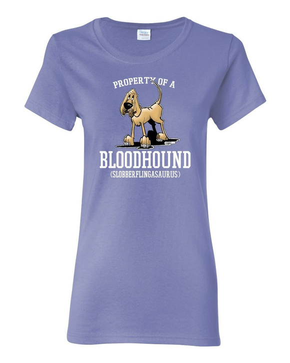 Property of a Hound Women's short sleeve t-shirt