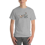 Football Hound Eagles Short-Sleeve T-Shirt - The Bloodhound Shop