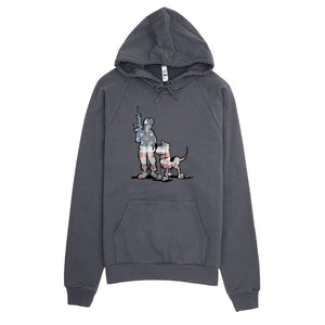Soldier Hound Hoodie - The Bloodhound Shop