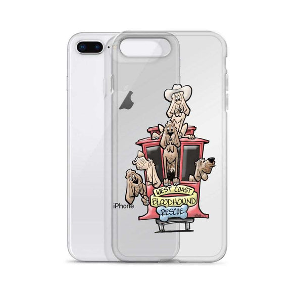 BH West Collection iPhone Case - The Bloodhound Shop
