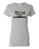 Team Bloodhound Women's short sleeve t-shirt
