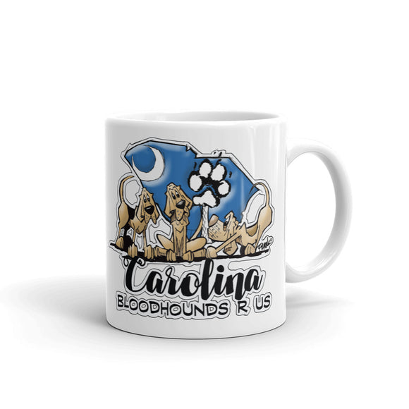Carolina Hounds Mug - The Bloodhound Shop