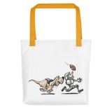 Football Hound Eagles Tote bag - The Bloodhound Shop