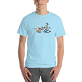Football Hound Lions Short-Sleeve T-Shirt - The Bloodhound Shop