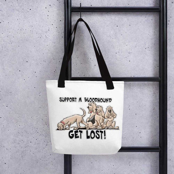 Get Lost 2019 Tote bag - The Bloodhound Shop