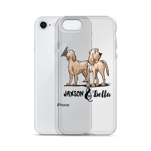 Jaxson & Bella Collection iPhone Case - The Bloodhound Shop