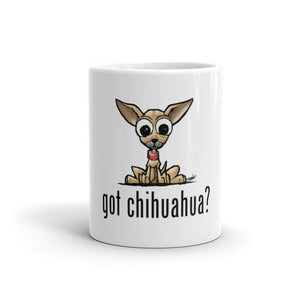 More Dogs Got Chihuahua? Mug