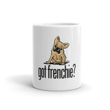 More Dogs French Bulldog #2 Mug | The Bloodhound Shop