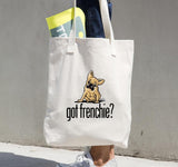 More Dogs French Bulldog #2 Tote bag - The Bloodhound Shop