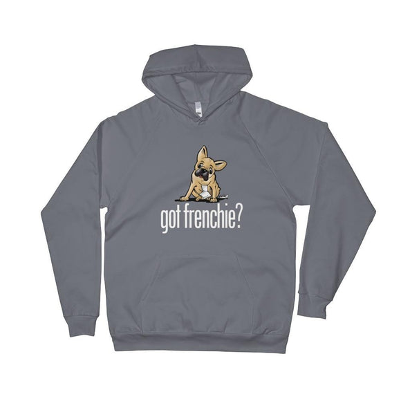 More Dogs French Bulldog #2 Hoodie - The Bloodhound Shop
