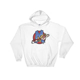 Max Superhero w/ Logo Hooded Sweatshirt