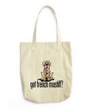 More Dogs Got French Mastiff? Tote bag