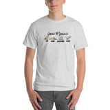 Tim's Wrecking Ball Crew Hound Commands Short-Sleeve T-Shirt - The Bloodhound Shop