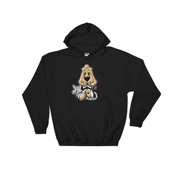 The Dogfather Hoodie | The Bloodhound Shop