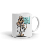 Veterinarian Hound Mug - The Bloodhound Shop