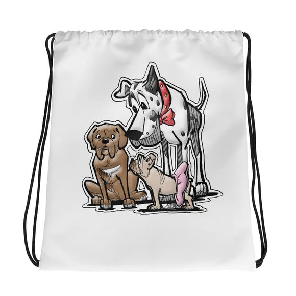 Judge Collection Drawstring bag - The Bloodhound Shop