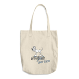 Tim's Got Droopy-Rupert? Cotton Tote Bag