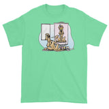 Artist Hound Short sleeve t-shirt - The Bloodhound Shop