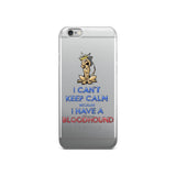 Keep Calm Hound iPhone 5/5s/Se, 6/6s, 6/6s Plus Case