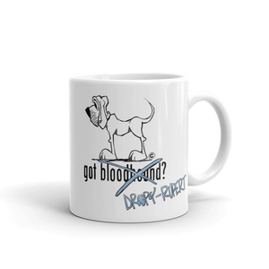 Tim's Got Droopy-Rupert? Mug - The Bloodhound Shop