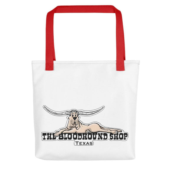 Longhorn Hound Tote bag - The Bloodhound Shop