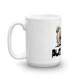 Pug- FBC Pug You! Mug - The Bloodhound Shop