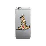 Molly & Emma iPhone 5/5s/Se, 6/6s, 6/6s Plus Case - The Bloodhound Shop