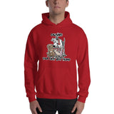 Judge Cousins Collection Hooded Sweatshirt - The Bloodhound Shop